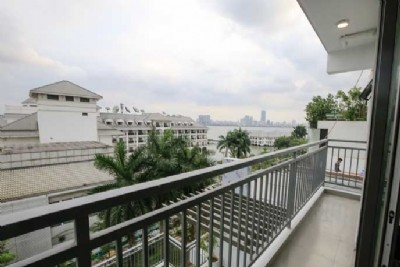 🏢Delight & Refreshing 3 Bedroom Apartment Rental in Tu Hoa str, Tay Ho District🏢