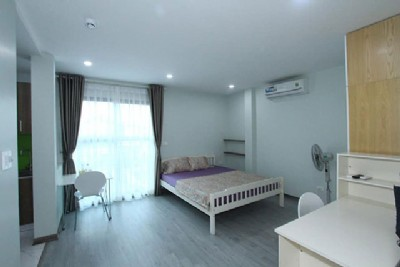 🏦 King Studio Apartment Rental in Thuy Khue Str, Ba Dinh 🏦