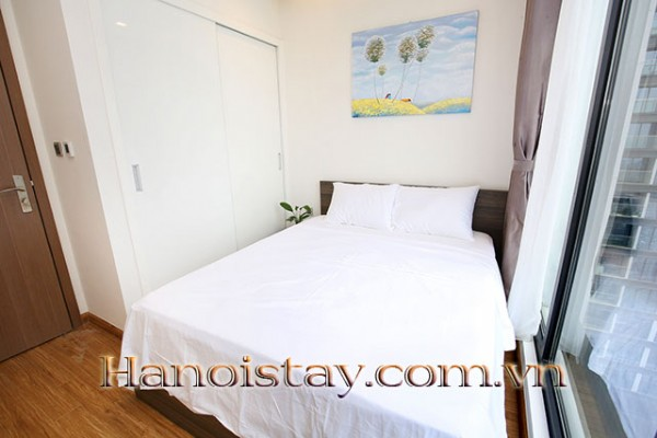 Airy,  Beautiful View Two Bedroom Apartment Rental in Vinhomes Metropolis, Nice Amenities 1