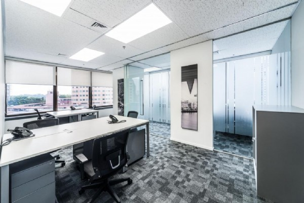 Daeha Business Buiding Center for rent cheap office 4