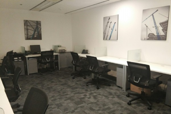 Daeha Business Buiding Center for rent cheap office 7