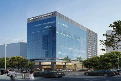 Nguyen Phong Sac Street, Cau Giay District - Detech Tower Office Leasing