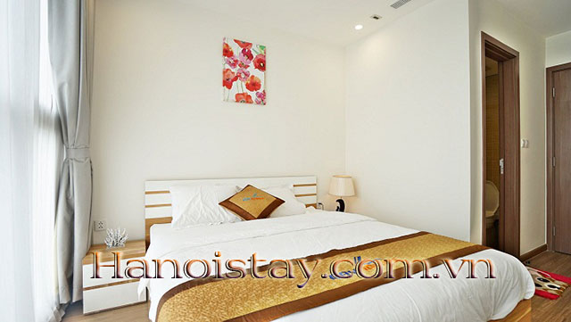 *Enjoy Amazing Sunny 2 Bedroom Apartment for rent in vinhomes Skylake Pham Hung* 13