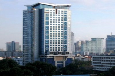 De La Thanh street, Dong Da District - ICON 4 Office Tower Leasing