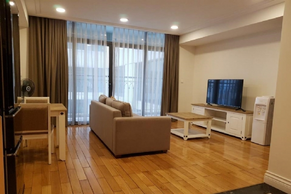 *Gorgeous One Bedroom Serviced Residence Rental in Hoang Thanh Tower, Hai Ba Trung Dist*