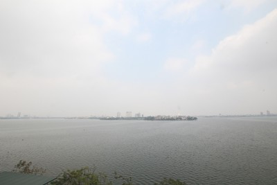 *Lake View Spacious Two Bedroom Apartment Rental in Trich Sai street, Tay Ho*