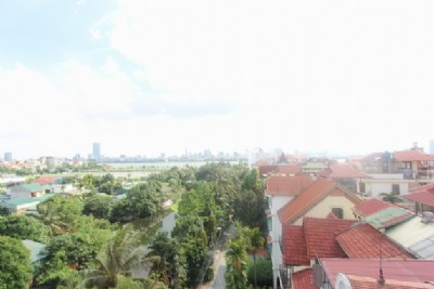 *MODERN BRIGHT 3 BR APARTMENT RENTAL IN QUANG KHANH STREET, TAY HO, STUNNING PRIVATE TERRACE*