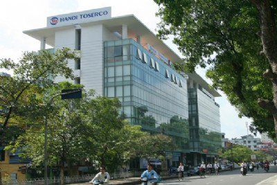 Kim Ma Street, Ba Dinh District - Toserco Building Leasing