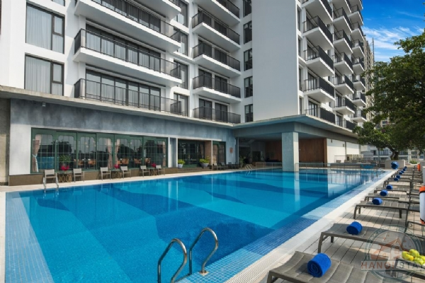 SOMERSET WEST POINT HANOI: Hanoi Luxury Serviced Apartments for rent 21